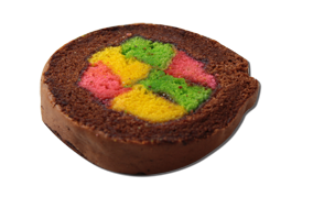 Fruity Chocolate Roll - Roti Kecil Bakery Shop products