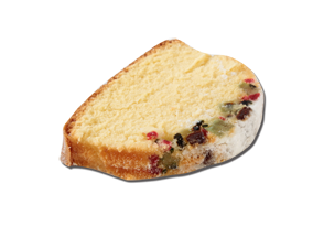Fruit Cake Slice - Roti Kecil Bakery Shop products